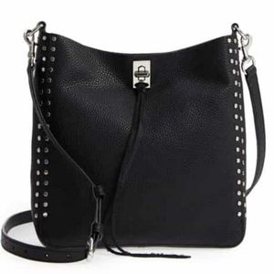 Rebecca Minkoff Darren Feed Bag Black